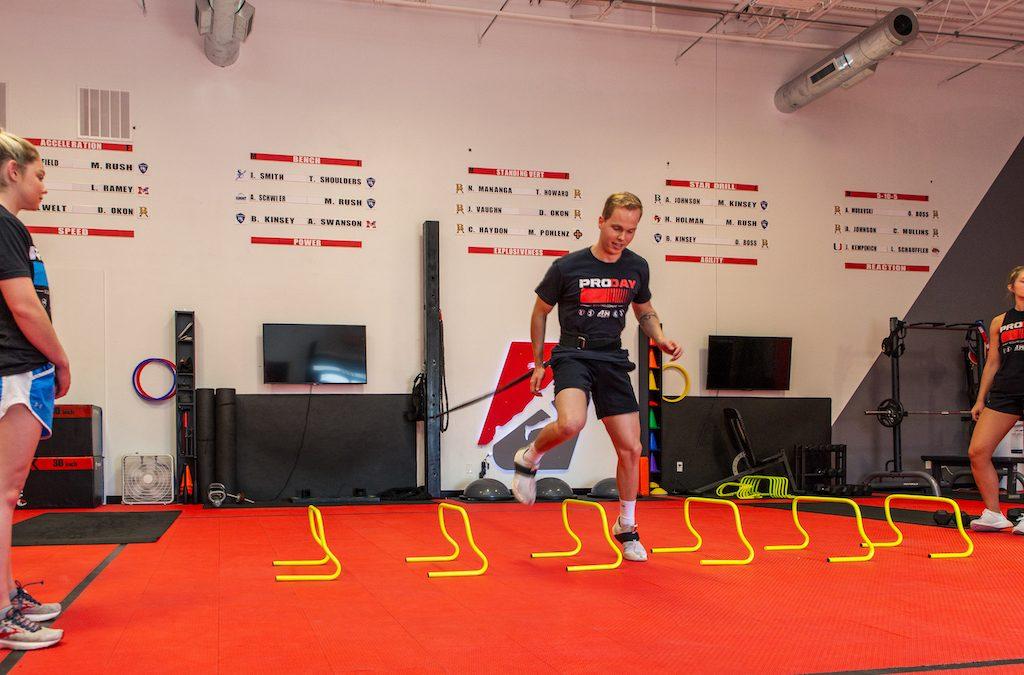 Improve Vertical Jump Training Tulsa 12