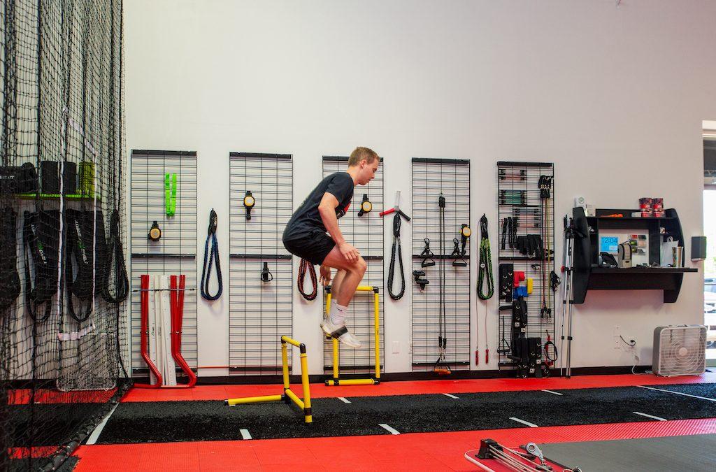 Improve Vertical Jump Training Tulsa 18