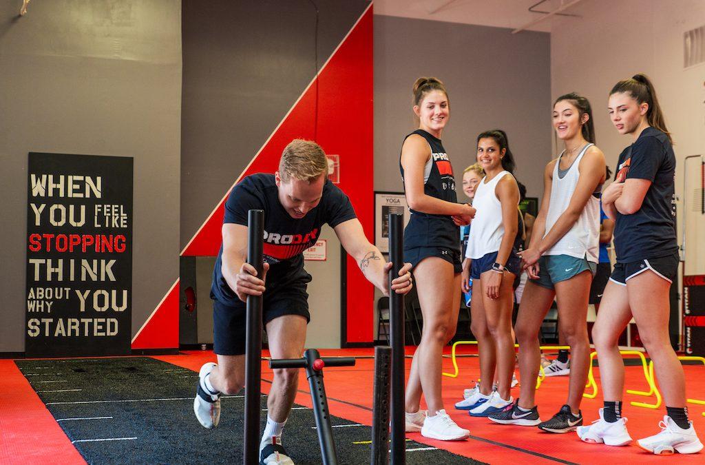 Improve Vertical Jump Training Tulsa 19