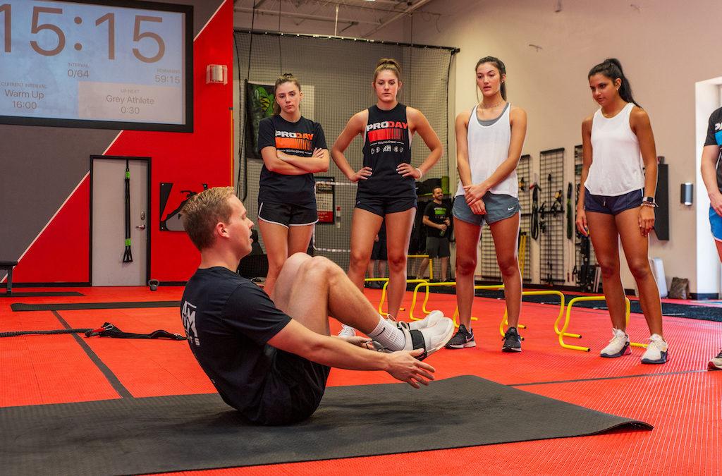 Improve Vertical Jump Training Tulsa ProDay Sports 10