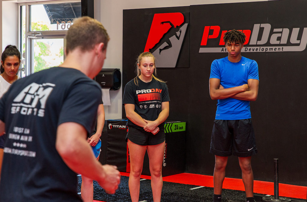 Improve Vertical Jump Training Tulsa ProDay Sports 9